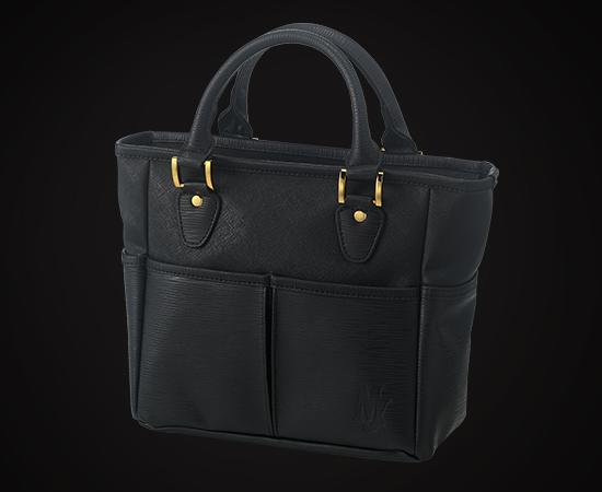 MAJESTY ROUND BAG