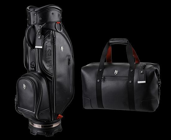 MAJESTY Standard Caddy Bag & Boston Bag