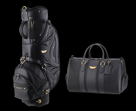 MAJESTY Premium 2 Caddy Bag &Boston Bag
