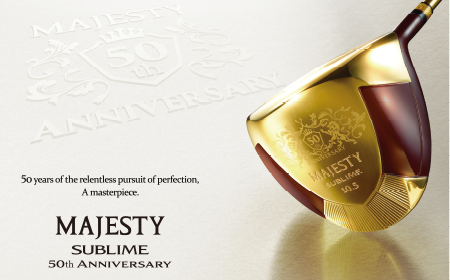 MAJESTY SUBLIME 50th ANNIVERARY launch in summer 2021 worldwide