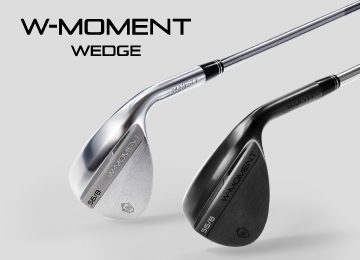 MAJESTY W-MOMENT WEDGE  launch in Autumn 2021 worldwide