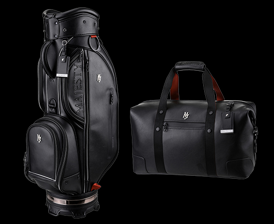 MAJESTY  Standard Caddy Bag & Boston Bag