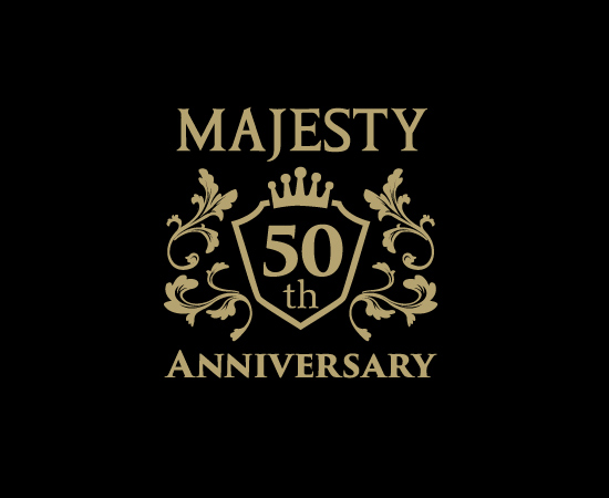 MAJESTY SUBLIME 50th ANNIVERSARY 購入特典のご案内