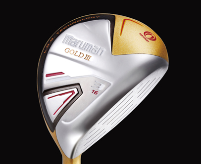 maruman GOLDⅢ FAIRWAY WOOD