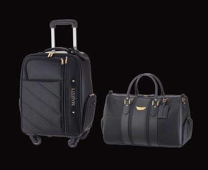 MAJESTY Flagship Line Boston Bag