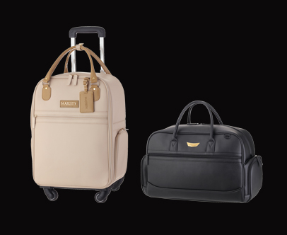 MAJESTY Premium Line Boston Bag