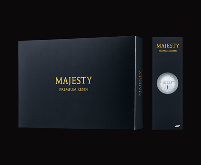 MAJESTY PREMIUM RESIN BALL