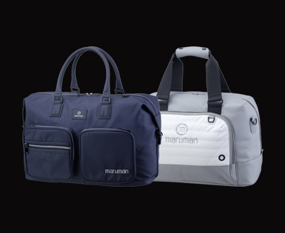 maruman Lifestyle Line Boston Bag