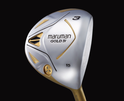 maruman GOLD IV Fairway Wood