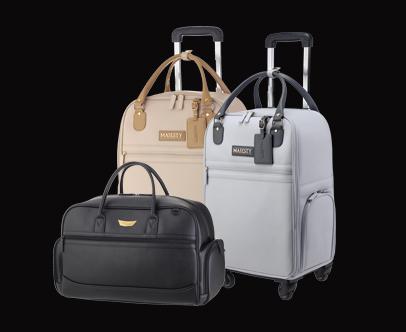 MAJESTY Premium Line Boston Bag