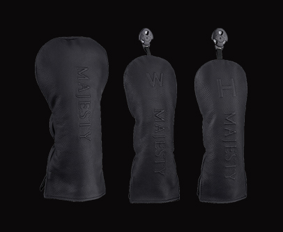 MAJESTY Leather Headcover Set